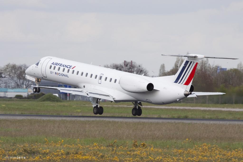 Nantes Atlantique airport (F) - 2013