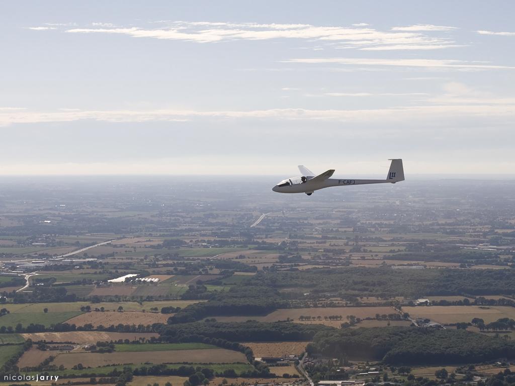 Cholet - Le Pontreau airfield (F) - 2010