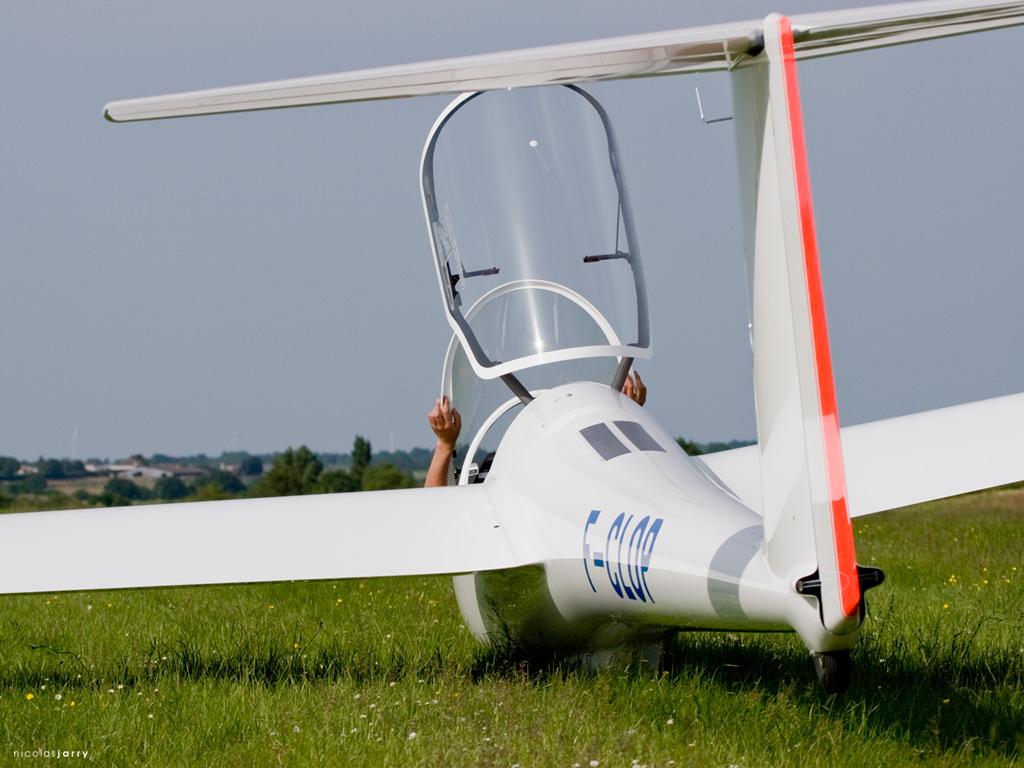 Cholet - Le Pontreau airfield (F) - 2009