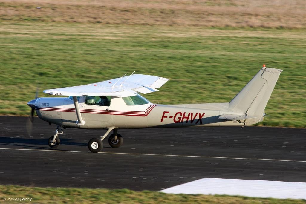 Cholet - Le Pontreau airfield (F) - 2008