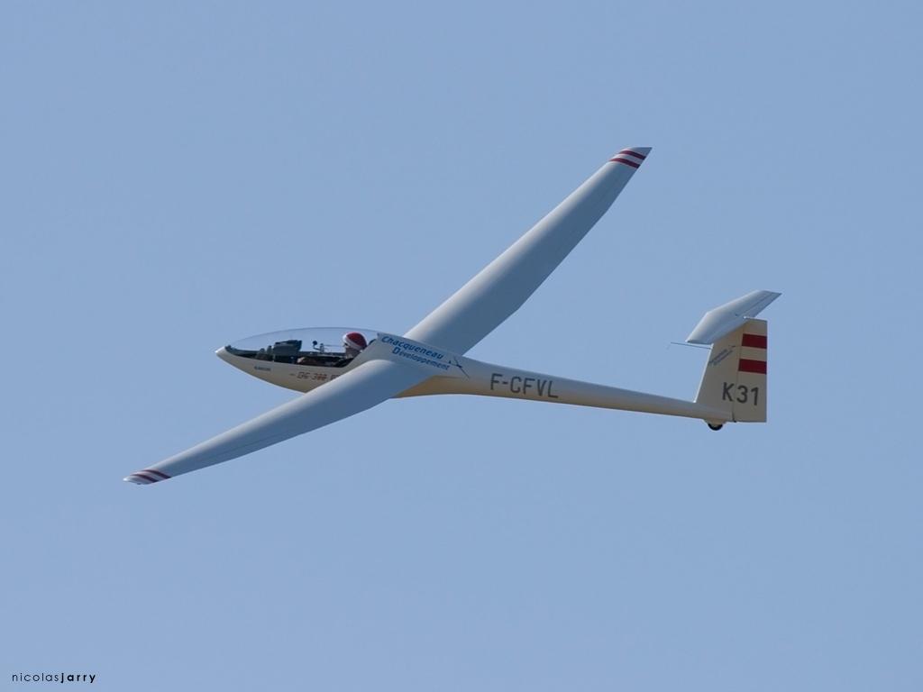 Championnat de France de vol à voile - Glider french championship - Angers (F) - 2009