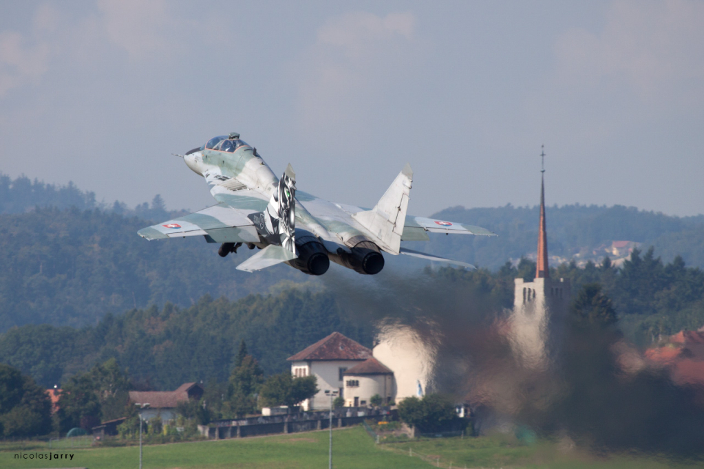 Air14 - Payerne (CH) - 5 to 8 september 2014