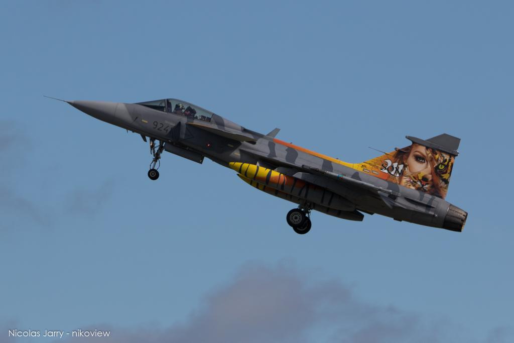 JAS-39C Gripen - Vzdušné síly armády České republiky - Cze