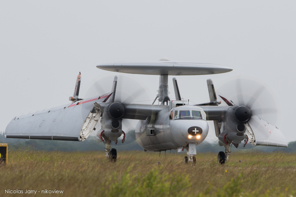 E-2C Hawkeye - Marine Nationale - France