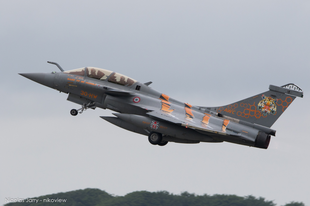 Rafale B - Armée de l'air - France