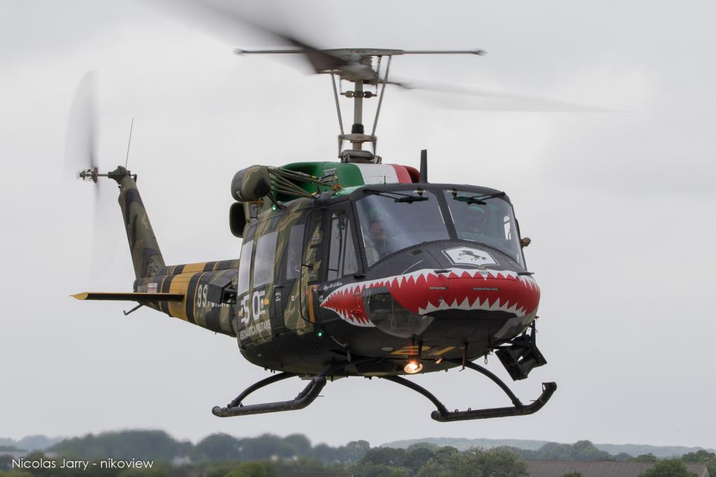 AB212 - Aeronautica Militare - Armée de l'air - Italie