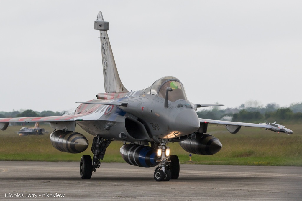 Rafale C - Armée de l'air - France
