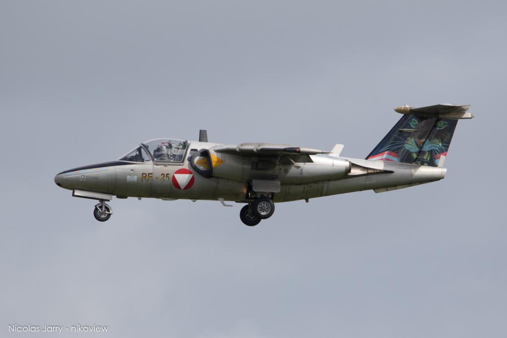 Saab J105OË - Österreichische Luftstreitkräfte - Austrian Air