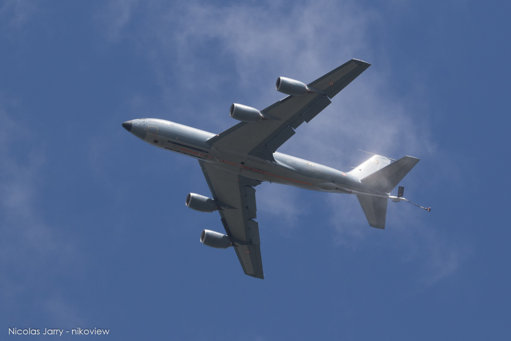 KC-135R Stratotanker - Armée de l'air - France