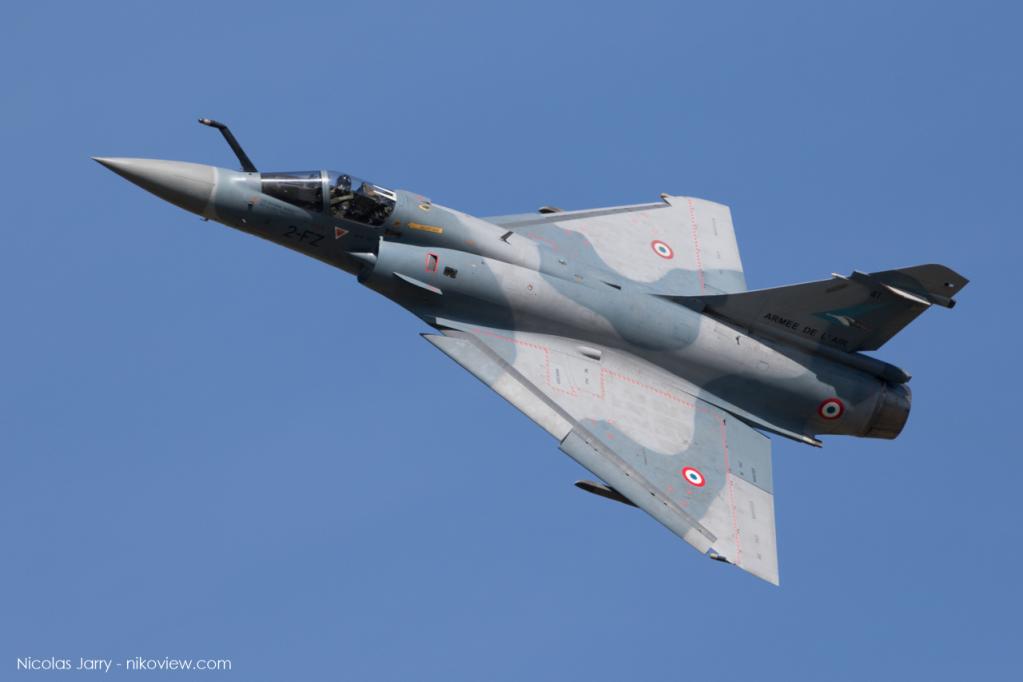 Mirage 2000-5F - Armée de l'air - France