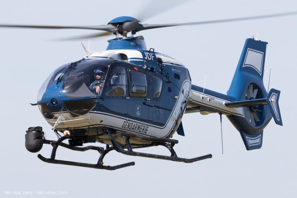 H135 - Gendarmerie Nationale - France