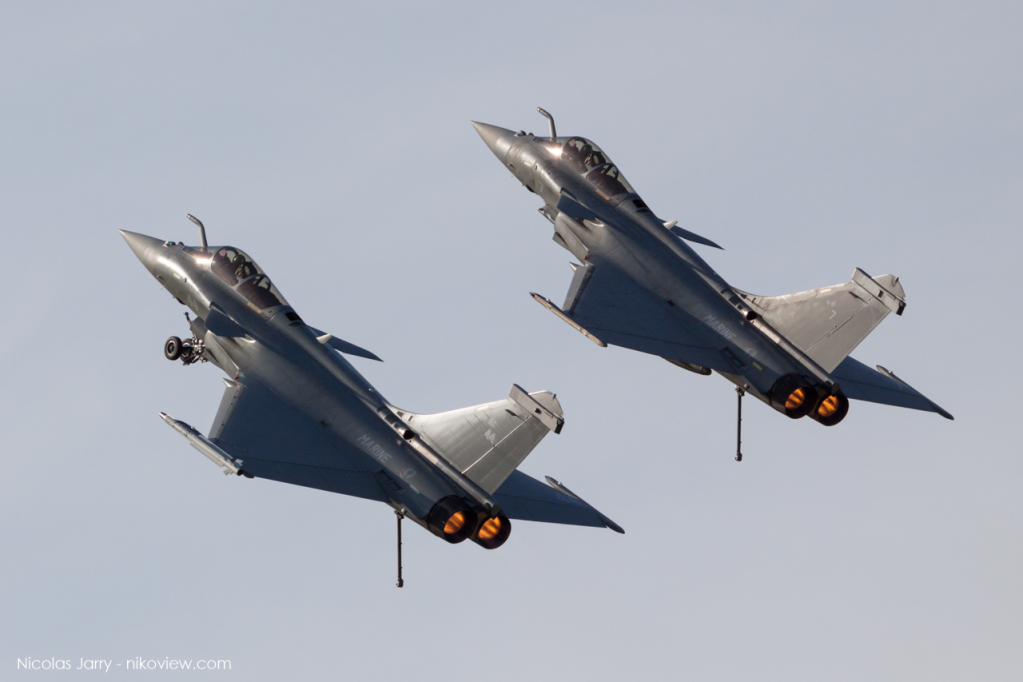 Rafale M - Marine Nationale - France