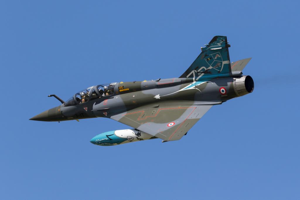 Mirage 2000D - Couteau Delta - Armée de l'air - France