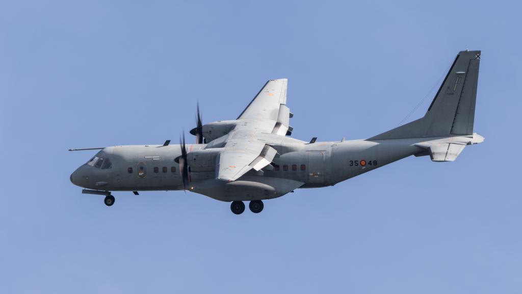 CN295M - Ejercito del aire - Armée de l'air - Espagne