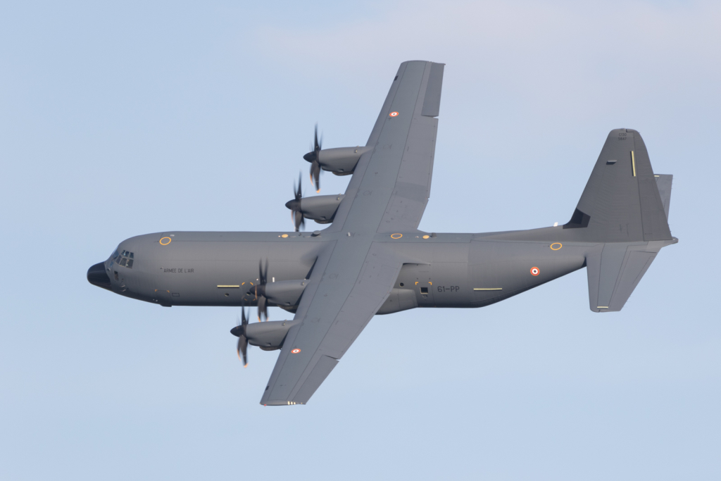 C-130J-30 Hercules - Armée de l'air - France