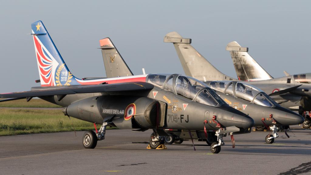 Alphajet E - Armée de l'air - France