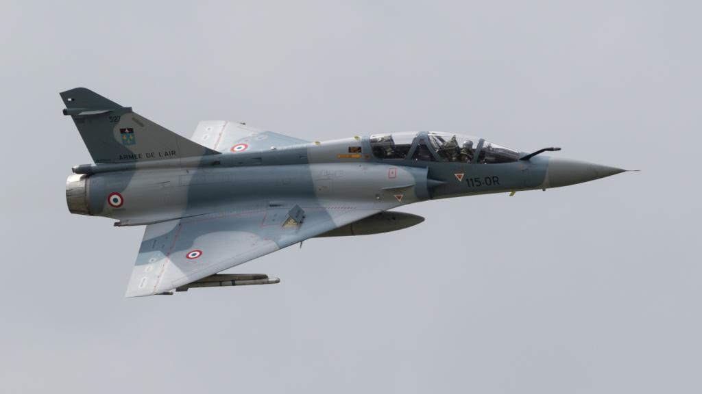 Mirage 2000B - Armée de l'air - France