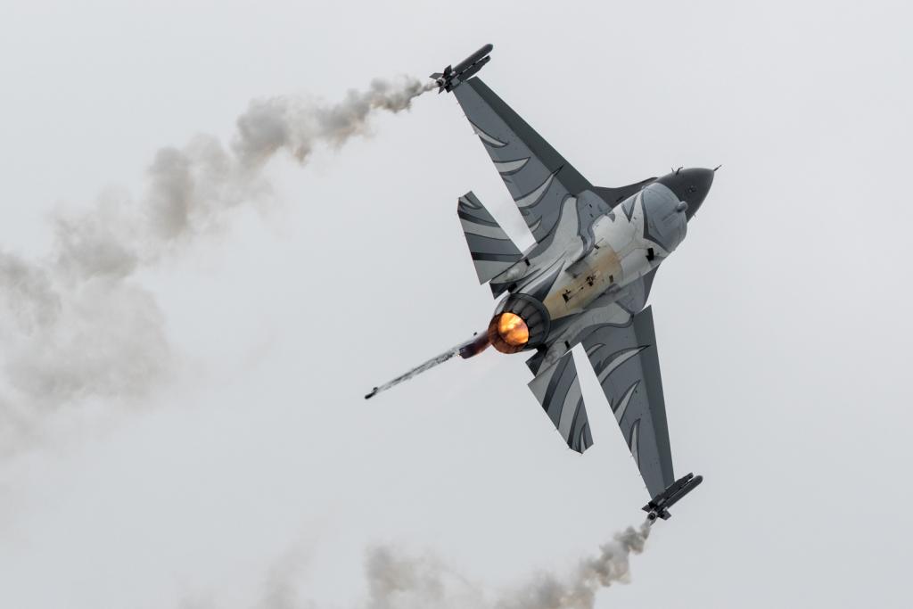 F-16AM - Composante aérienne - Belgique