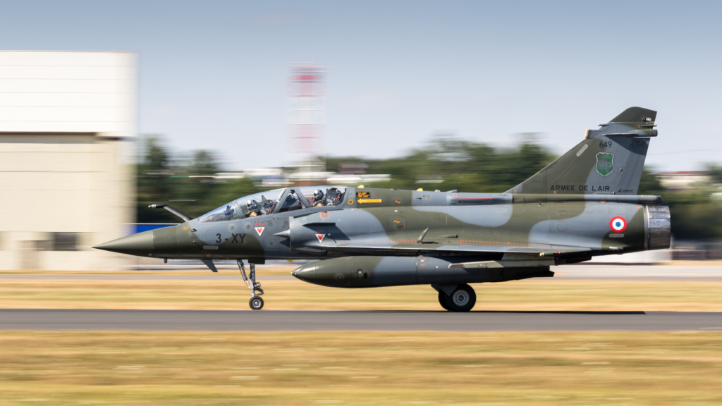 Mirage 2000D - Armée de l'air - France