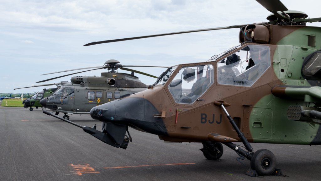 EC665 Tigre HAD - ALAT - France