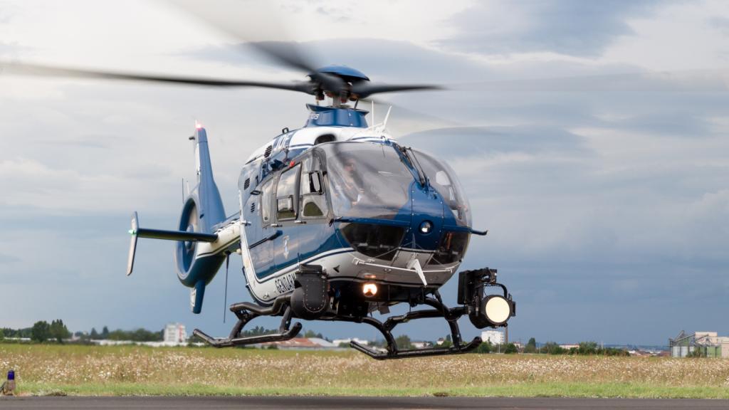 EC135 - Gendarmerie Nationale - France