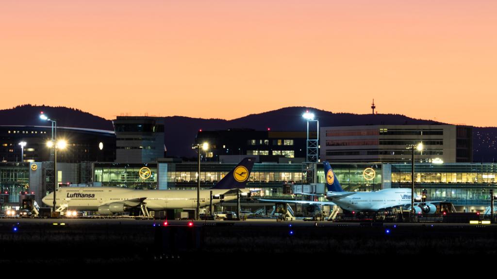 Boeing 747 - Lufthansa