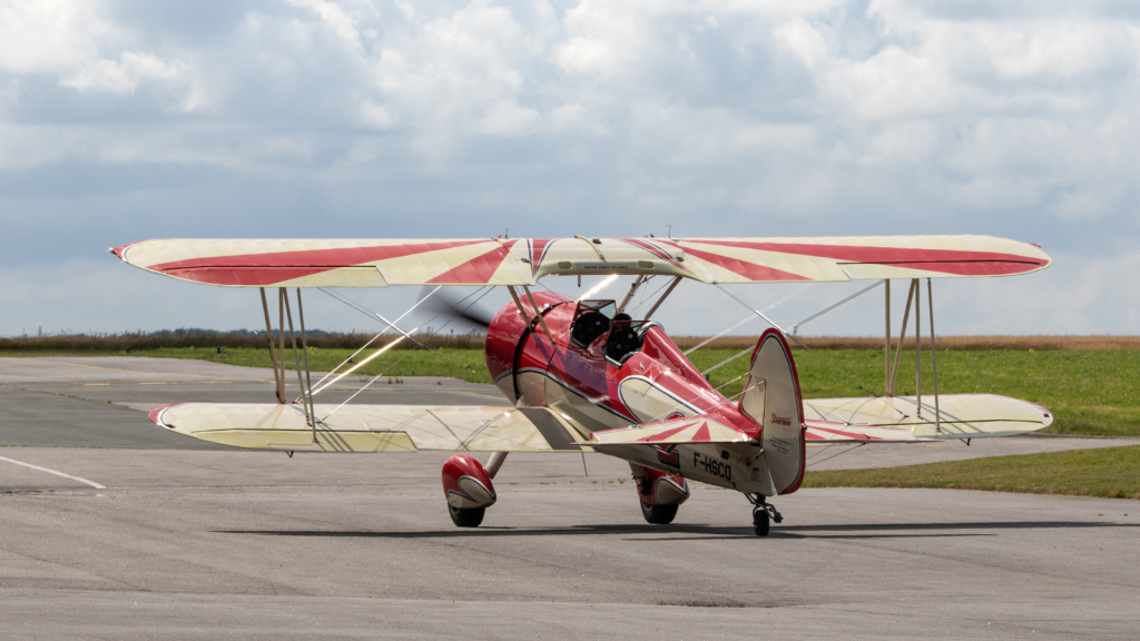 PT-17 Super Stearman