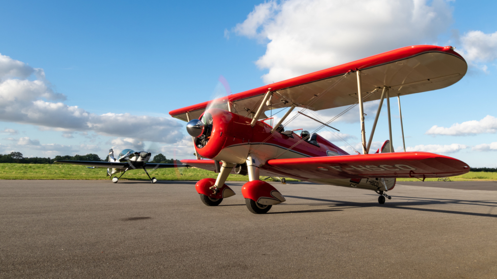 GB1 GameBird + PT-17 Super Stearman